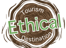 Ethical Tourism Destination Logo